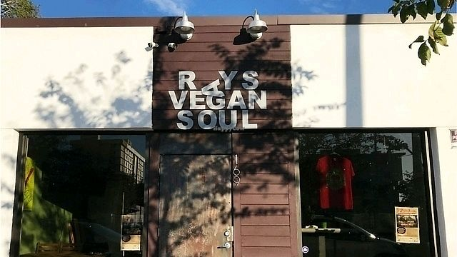 """Photo of Ray's Vegan Soul  by <a href=""""/members/profile/mcjjeannie"""">mcjjeannie</a> <br/>Ray's Vegan Soul <br/> April 2, 2018  - <a href='/contact/abuse/image/116452/379961'>Report</a>"""