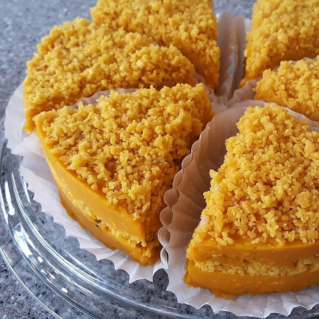 """Photo of Brown Rice  by <a href=""""/members/profile/community5"""">community5</a> <br/>Sweet potato and vegan cake <br/> April 9, 2018  - <a href='/contact/abuse/image/116489/383093'>Report</a>"""