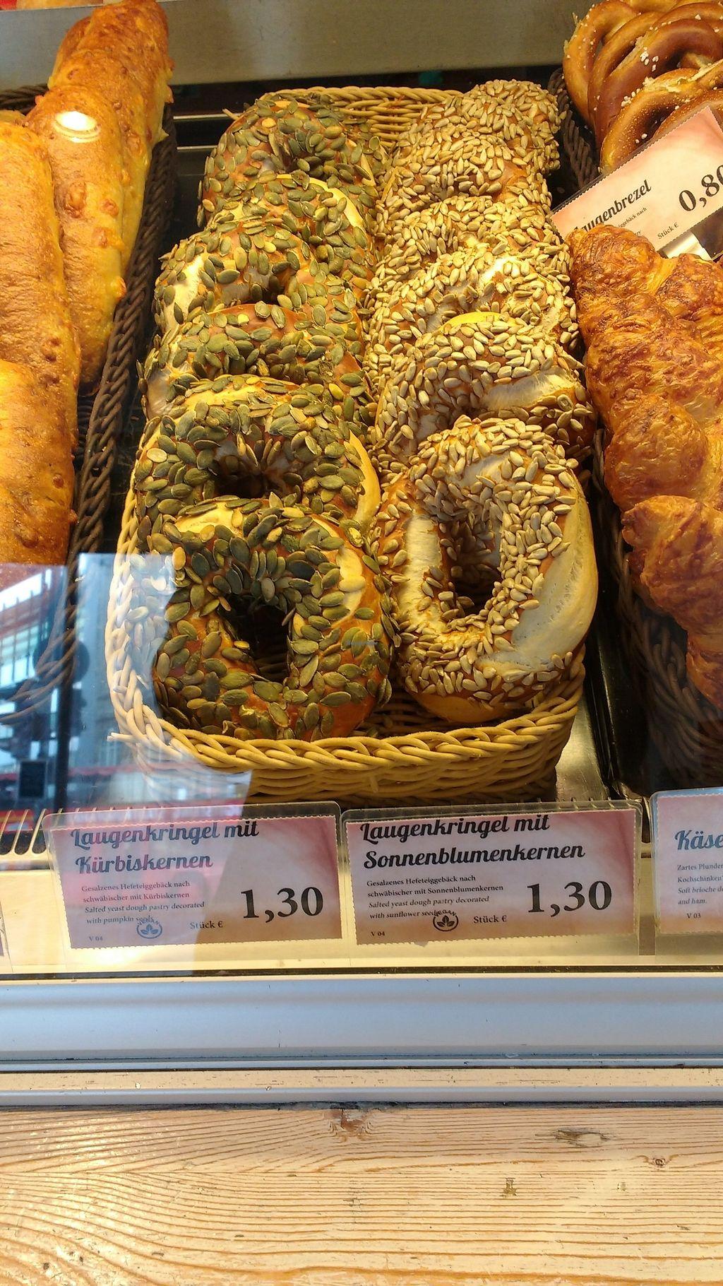 "Photo of Kamps Backstube  by <a href=""/members/profile/KirstenSchellekens"">KirstenSchellekens</a> <br/>Langenkringel (pretzel dough in bagel shape) <br/> April 10, 2018  - <a href='/contact/abuse/image/116495/383186'>Report</a>"