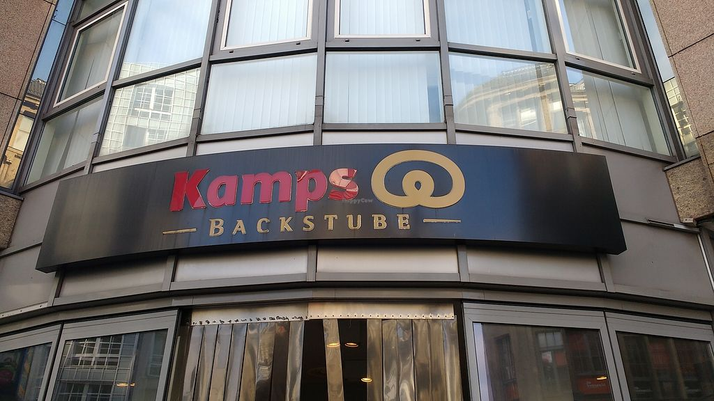 """Photo of Kamps Backstube  by <a href=""""/members/profile/KirstenSchellekens"""">KirstenSchellekens</a> <br/>Front of the store <br/> April 10, 2018  - <a href='/contact/abuse/image/116495/383187'>Report</a>"""