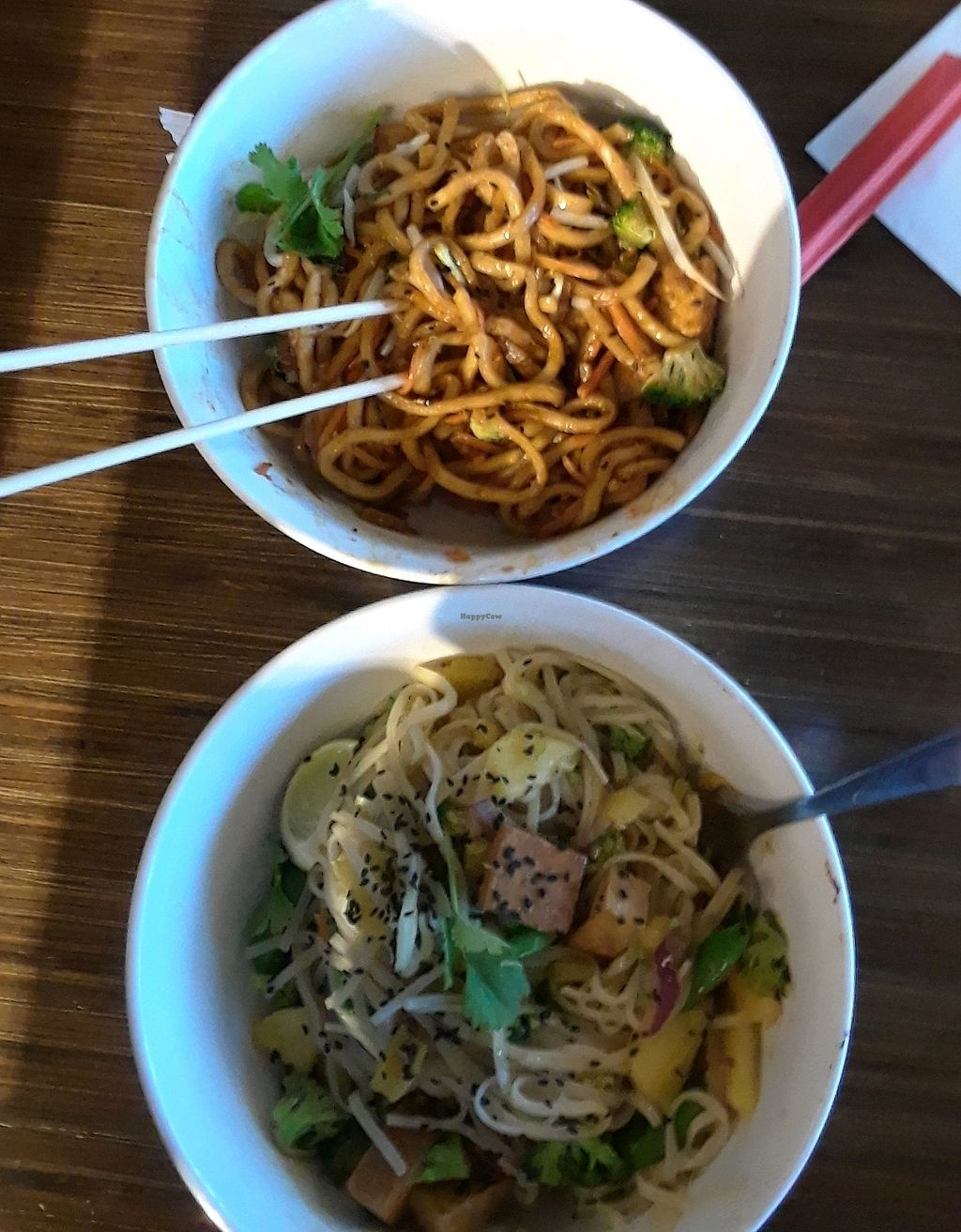 "Photo of Noodles and Company  by <a href=""/members/profile/RosieTheVegan"">RosieTheVegan</a> <br/>Japanese Pan Noodles and Thai Curry <br/> April 5, 2018  - <a href='/contact/abuse/image/116568/381157'>Report</a>"