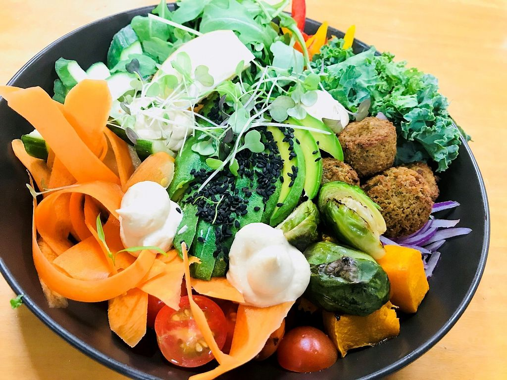 "Photo of Caboolture Sports Club  by <a href=""/members/profile/verbosity"">verbosity</a> <br/>Falafel Buddha Bowl <br/> April 3, 2018  - <a href='/contact/abuse/image/116592/380206'>Report</a>"