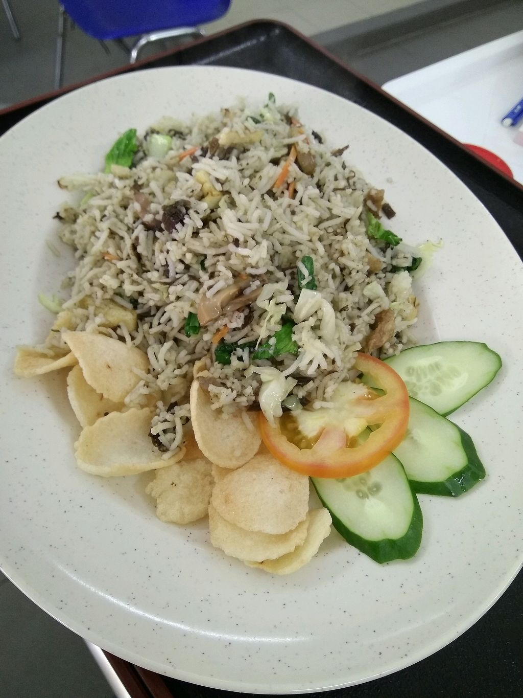 """Photo of Two Peas In A Pot  by <a href=""""/members/profile/AdelOng"""">AdelOng</a> <br/>Fried Rice @$4.50 <br/> April 19, 2018  - <a href='/contact/abuse/image/116593/387984'>Report</a>"""