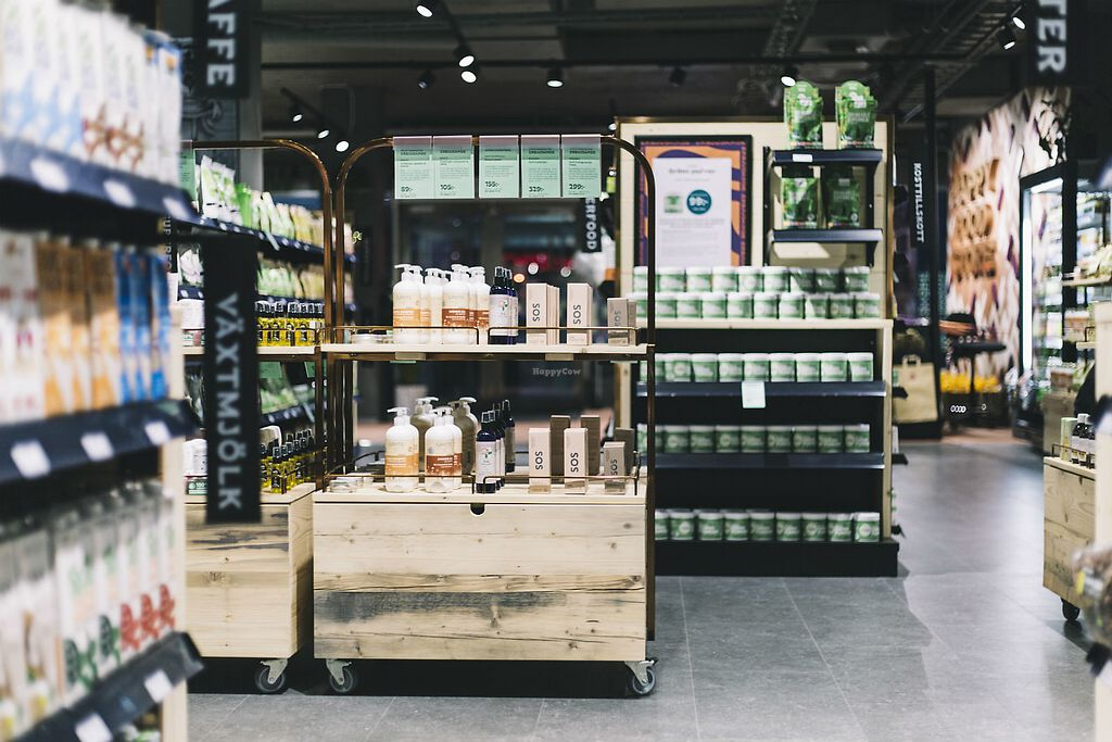 """Photo of Happy Food Store  by <a href=""""/members/profile/Heidi_W"""">Heidi_W</a> <br/>Happy Food Store shop offers a great selection of natural cosmetics (best selection in Sweden according to many customers), organic food, superfoods and nutritional supplements & vitamins <br/> April 4, 2018  - <a href='/contact/abuse/image/116608/380529'>Report</a>"""