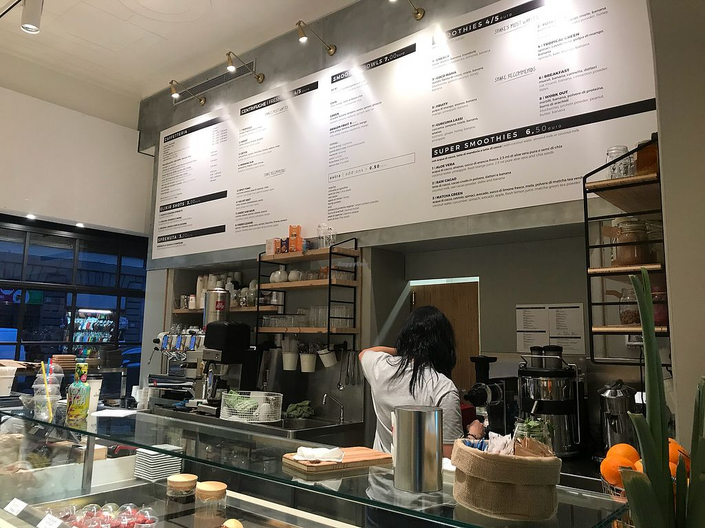 "Photo of Shake Cafe  by <a href=""/members/profile/Nibs"">Nibs</a> <br/>Smoothie, juice, drink, and dessert station  <br/> April 14, 2018  - <a href='/contact/abuse/image/116635/385852'>Report</a>"