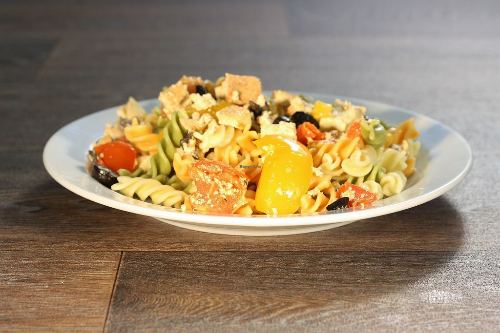 "Photo of Eat & Meet  by <a href=""/members/profile/Nikolate"">Nikolate</a> <br/>pasta with tofu <br/> April 11, 2018  - <a href='/contact/abuse/image/116716/383866'>Report</a>"