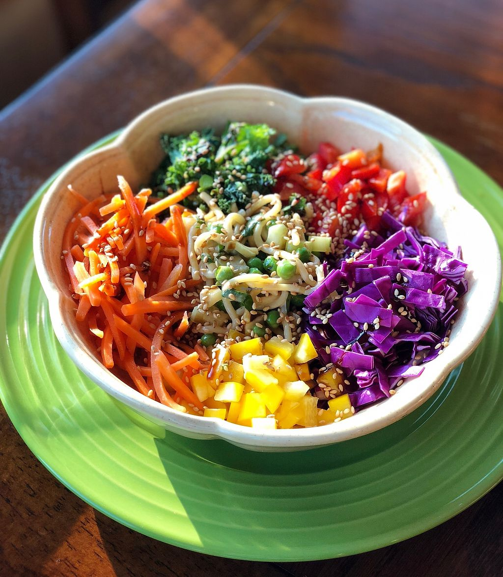 """Photo of Rollin' Bowls - Food Truck  by <a href=""""/members/profile/Rollin%27Bowls"""">Rollin'Bowls</a> <br/>vibrant bowl <br/> April 13, 2018  - <a href='/contact/abuse/image/116742/385325'>Report</a>"""