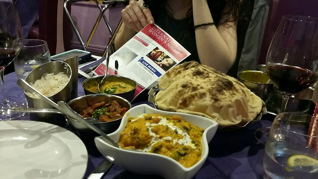 """Photo of Bombay Express  by <a href=""""/members/profile/AvrilBlunsum"""">AvrilBlunsum</a> <br/>such tasty food to choose from  <br/> April 20, 2018  - <a href='/contact/abuse/image/116747/388625'>Report</a>"""