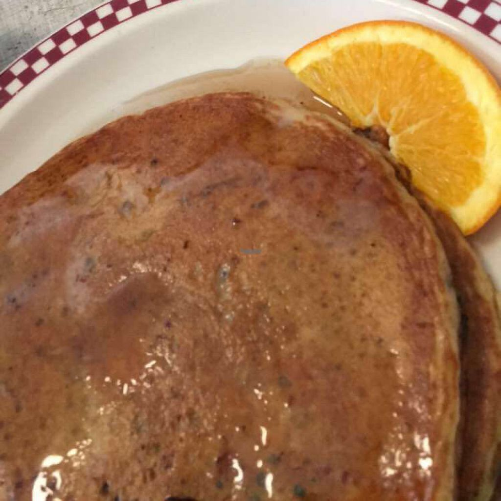 """Photo of St Francis Fountain and Candy  by <a href=""""/members/profile/SavannahNordeen"""">SavannahNordeen</a> <br/>blueberry pancakes <br/> March 2, 2017  - <a href='/contact/abuse/image/11674/231924'>Report</a>"""