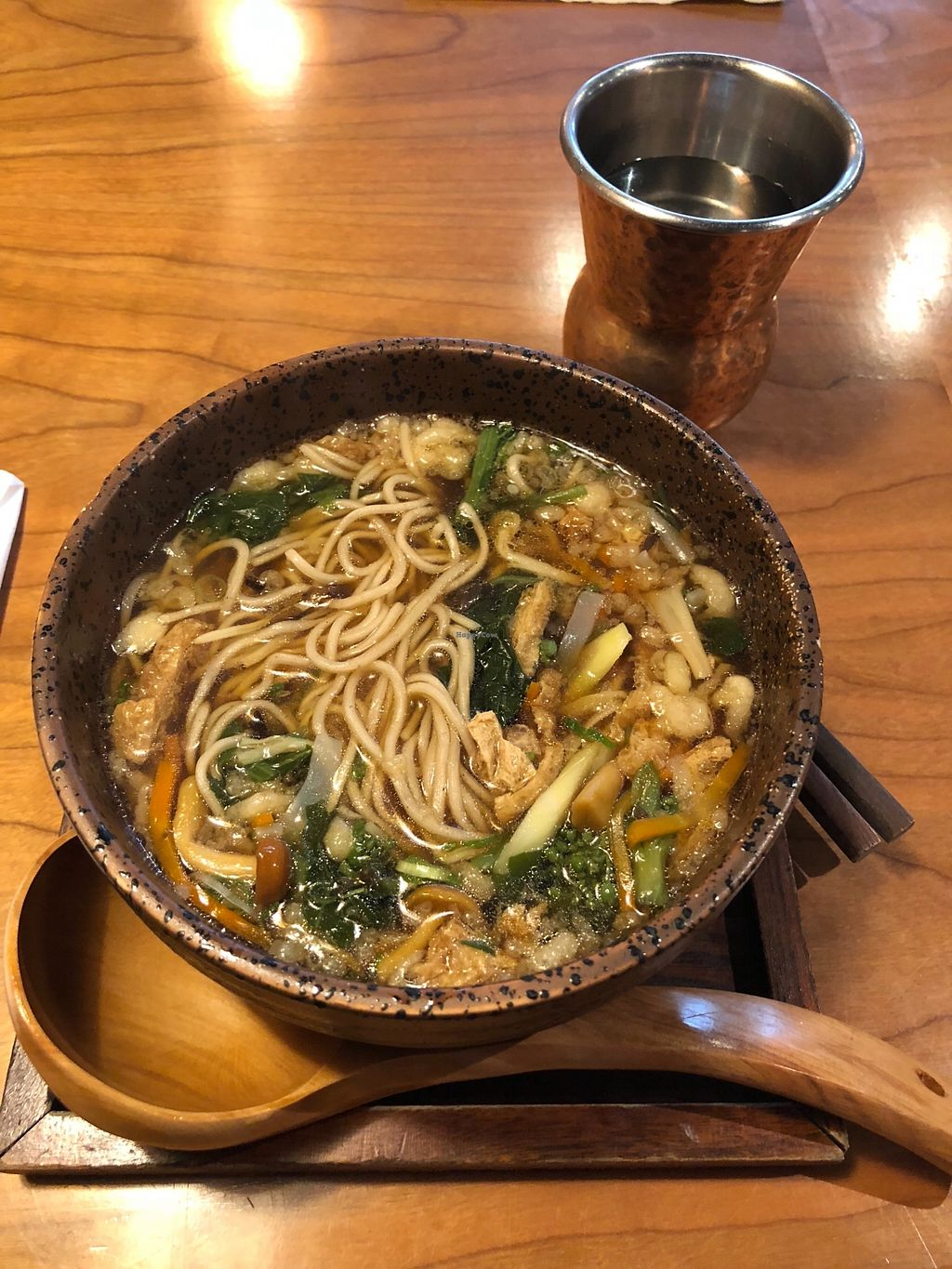 """Photo of Cocoron  by <a href=""""/members/profile/Sierra7"""">Sierra7</a> <br/>Soba with tofu skin <br/> April 5, 2018  - <a href='/contact/abuse/image/116765/381076'>Report</a>"""