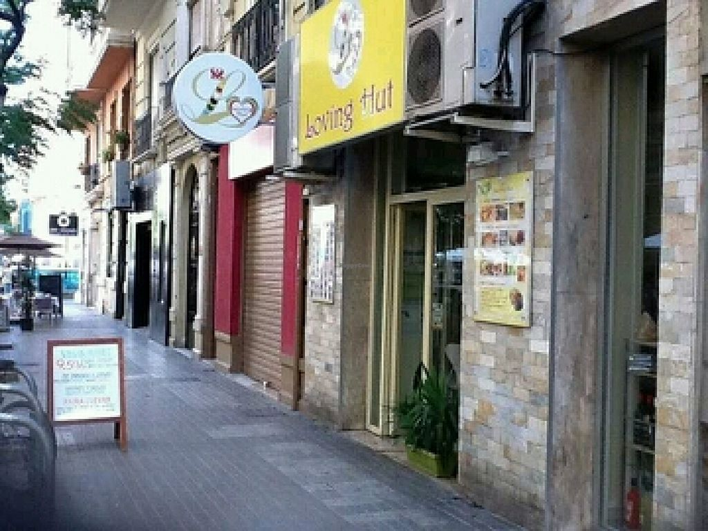 """Photo of Loving Hut - Valencia  by <a href=""""/members/profile/GemmaPG"""">GemmaPG</a> <br/>Loving Hut Valencia  <br/> June 2, 2016  - <a href='/contact/abuse/image/1167/151870'>Report</a>"""