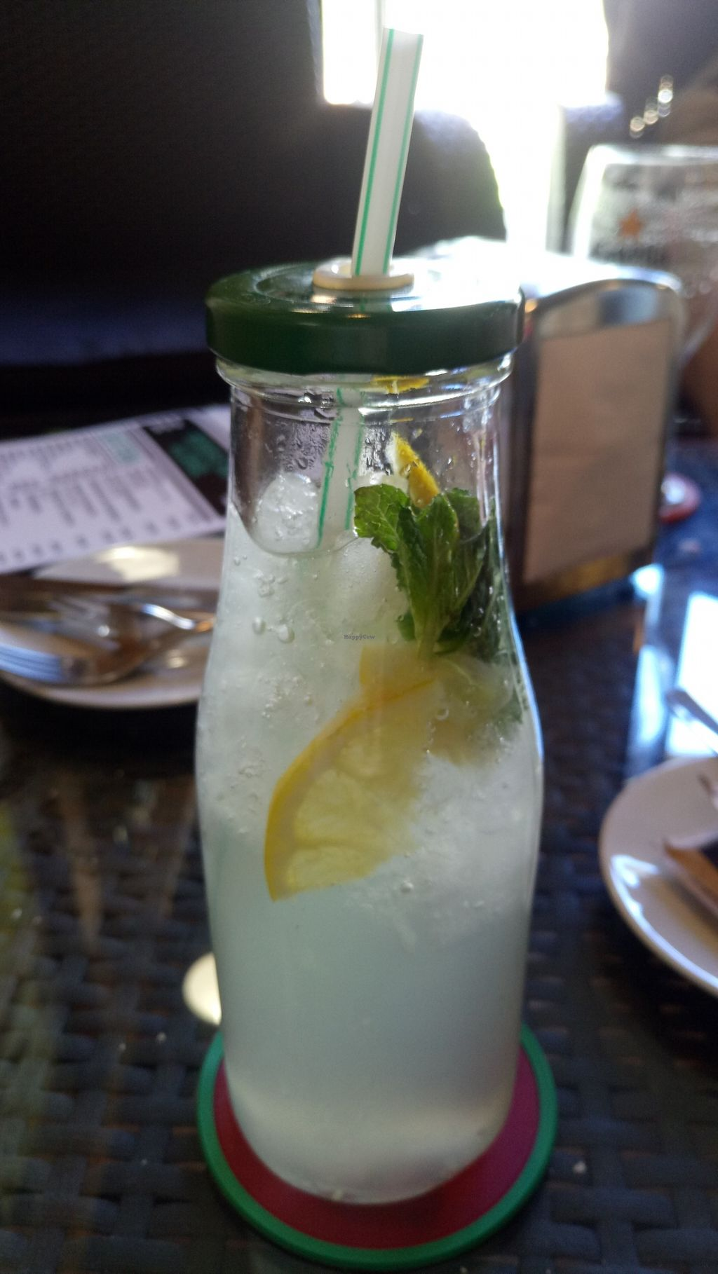 """Photo of Cafe del Far  by <a href=""""/members/profile/M.Ellis"""">M.Ellis</a> <br/>Delicious homemade lemonade  <br/> April 14, 2018  - <a href='/contact/abuse/image/116867/385841'>Report</a>"""