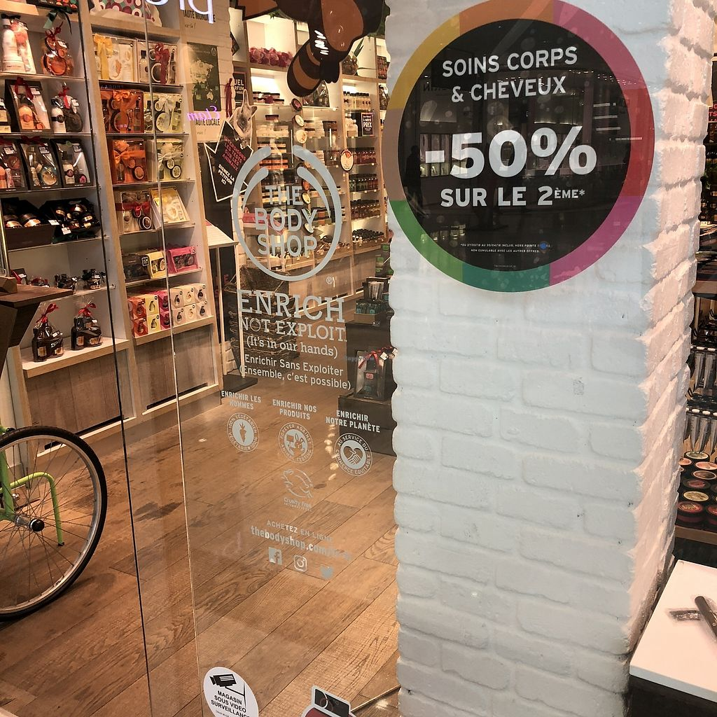 "Photo of The Body Shop  by <a href=""/members/profile/TARAMCDONALD"">TARAMCDONALD</a> <br/>Exterior of shop <br/> April 12, 2018  - <a href='/contact/abuse/image/116892/384426'>Report</a>"