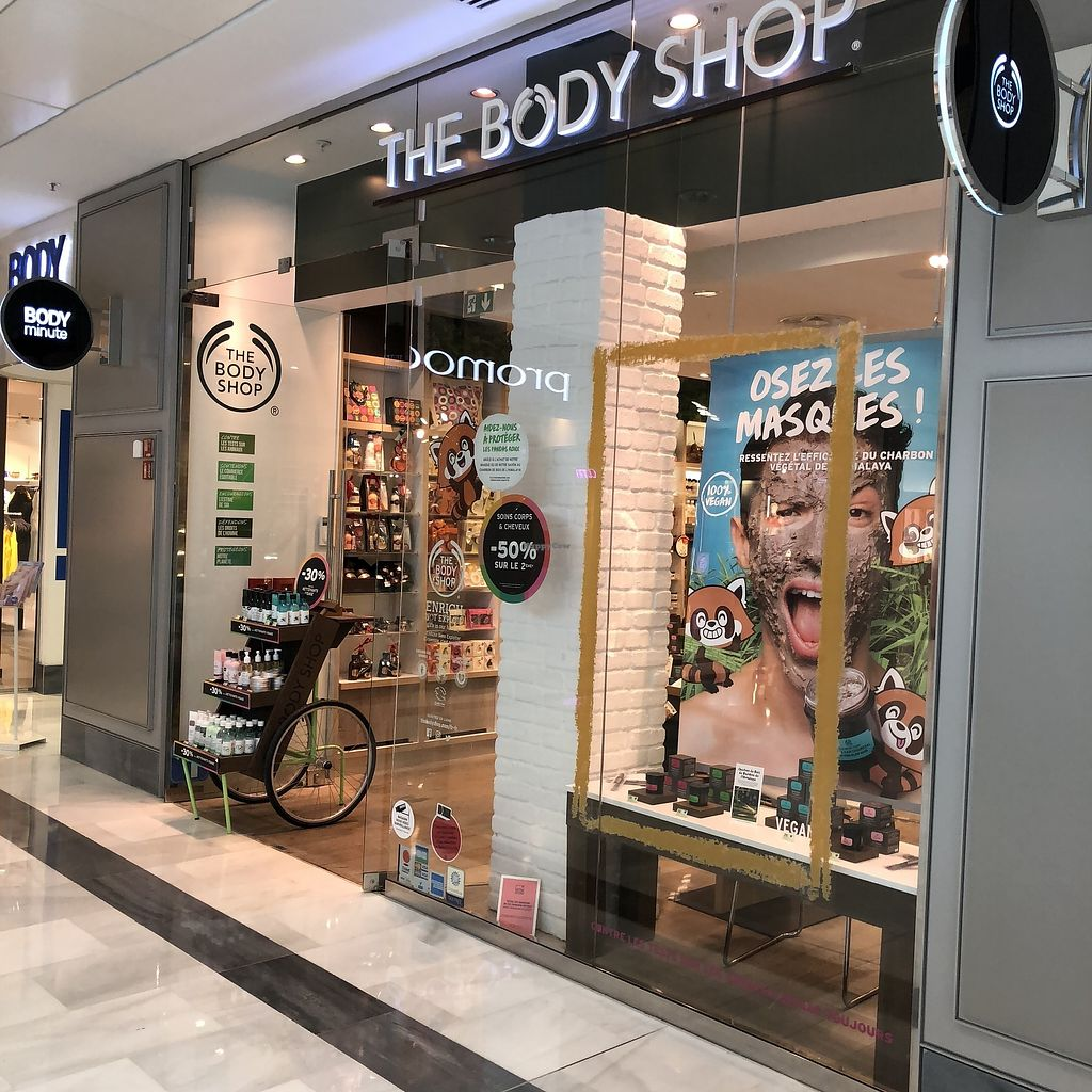 "Photo of The Body Shop  by <a href=""/members/profile/TARAMCDONALD"">TARAMCDONALD</a> <br/>Exterior of shop front <br/> April 12, 2018  - <a href='/contact/abuse/image/116892/384428'>Report</a>"