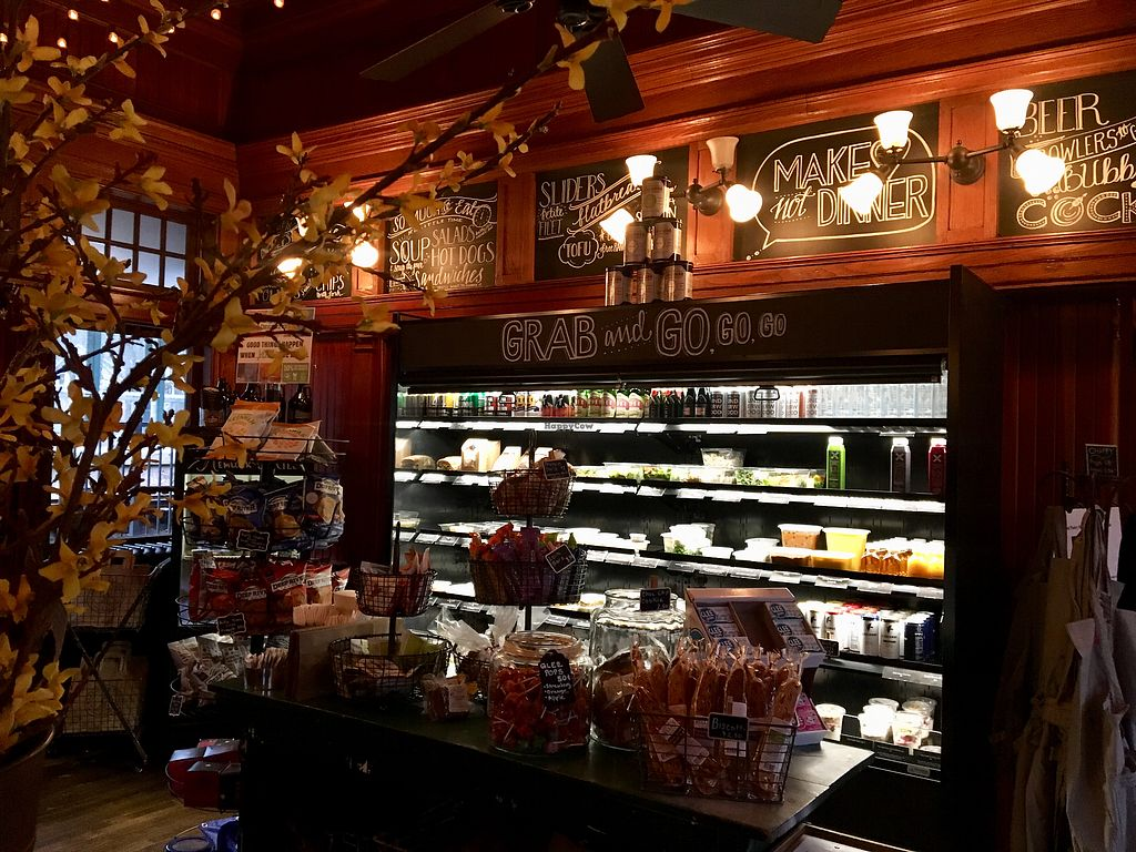 "Photo of Chappaqua Station  by <a href=""/members/profile/LilMsVegan"">LilMsVegan</a> <br/>Grab and Go refrigerated case <br/> April 13, 2018  - <a href='/contact/abuse/image/116897/384807'>Report</a>"