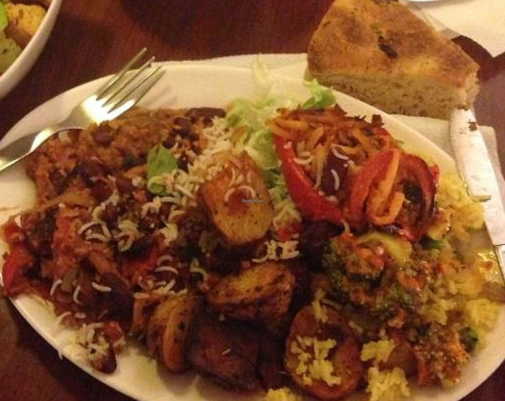 """Photo of Andrum Cafe  by <a href=""""/members/profile/HarrisonEdwards"""">HarrisonEdwards</a> <br/>BUFFET  <br/> November 23, 2014  - <a href='/contact/abuse/image/1168/243952'>Report</a>"""