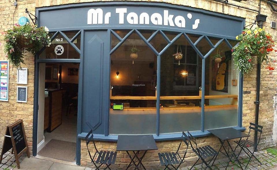 """Photo of Mr Tanaka's  by <a href=""""/members/profile/JessUK"""">JessUK</a> <br/>Located down a small walkway, note there is some but not much outside seating <br/> April 17, 2018  - <a href='/contact/abuse/image/117001/387384'>Report</a>"""