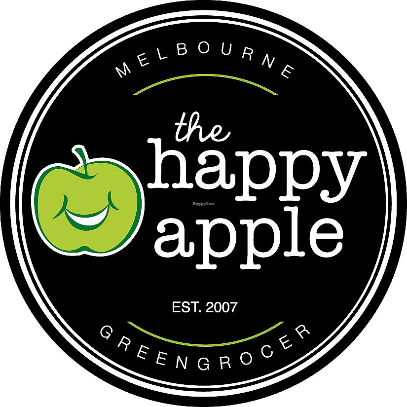 """Photo of The Happy Apple  by <a href=""""/members/profile/karlaess"""">karlaess</a> <br/>logo <br/> April 8, 2018  - <a href='/contact/abuse/image/117022/382162'>Report</a>"""