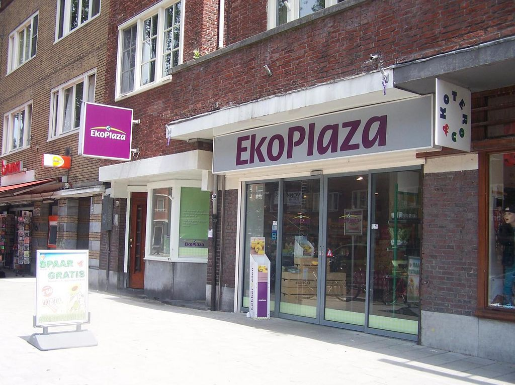 """Photo of Ekoplaza - Scheldestraat  by <a href=""""/members/profile/Amy1274"""">Amy1274</a> <br/>Exterior <br/> July 20, 2014  - <a href='/contact/abuse/image/11719/74543'>Report</a>"""