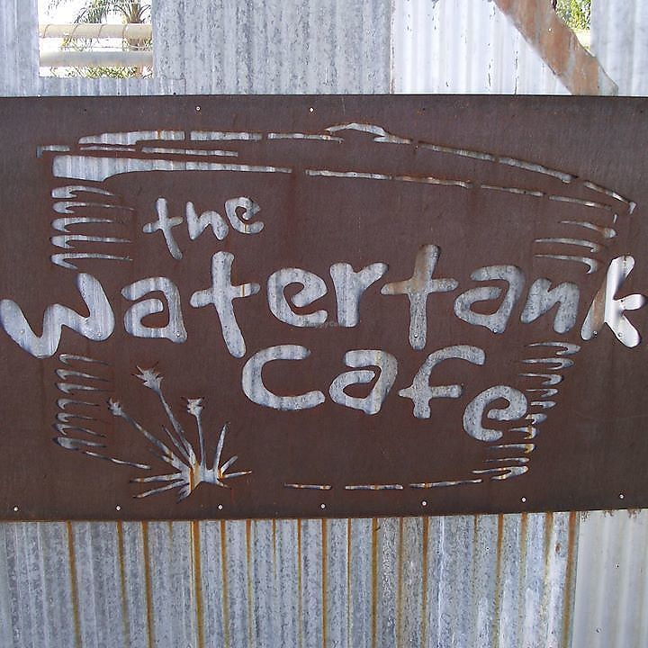 "Photo of Watertank Cafe  by <a href=""/members/profile/karlaess"">karlaess</a> <br/>signage <br/> April 10, 2018  - <a href='/contact/abuse/image/117254/383484'>Report</a>"