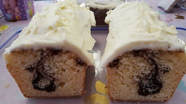 """Photo of Meema's Kitchen  by <a href=""""/members/profile/karlaess"""">karlaess</a> <br/>Choc banana vegan bar cake <br/> April 10, 2018  - <a href='/contact/abuse/image/117257/384281'>Report</a>"""