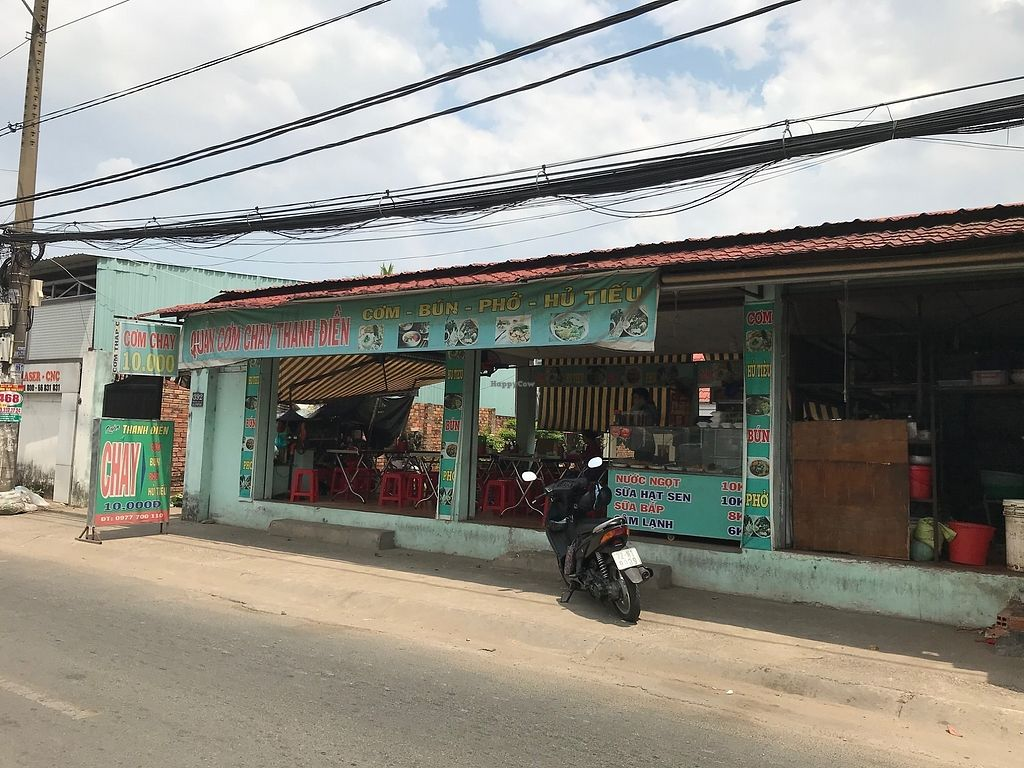 """Photo of Thanh Dien  by <a href=""""/members/profile/flytheorient"""">flytheorient</a> <br/>Front of restaurant <br/> April 10, 2018  - <a href='/contact/abuse/image/117353/383439'>Report</a>"""