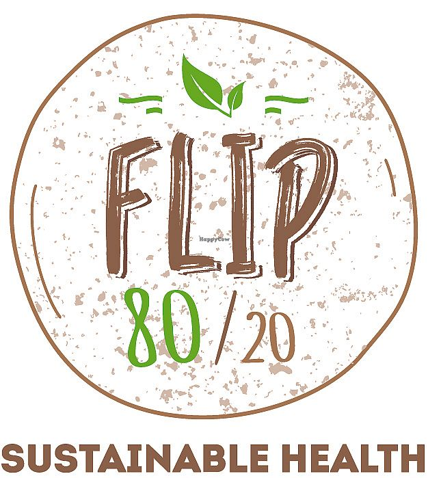 """Photo of Flip 80/20 - Market Stall  by <a href=""""/members/profile/Flip80%2F20"""">Flip80/20</a> <br/>Flip 80/20 logo <br/> April 12, 2018  - <a href='/contact/abuse/image/117365/384469'>Report</a>"""