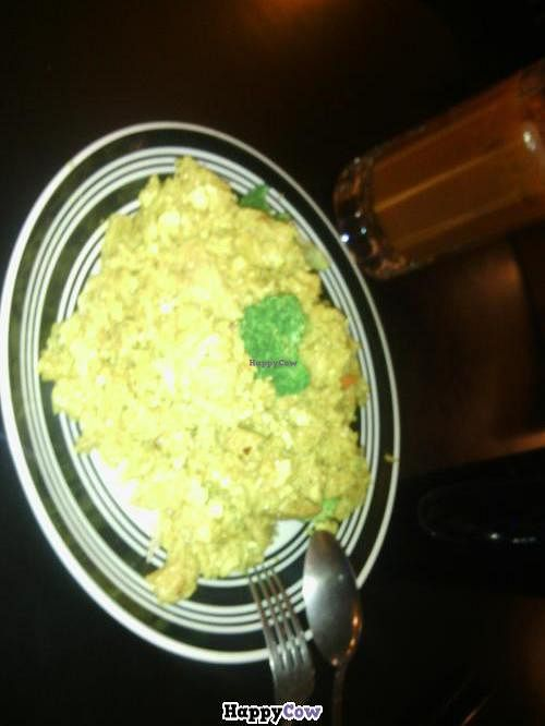 """Photo of CLOSED: Central Vegetarian Cuisine  by <a href=""""/members/profile/mslacey"""">mslacey</a> <br/>Coconut Curry Rice <br/> October 4, 2013  - <a href='/contact/abuse/image/11737/56259'>Report</a>"""