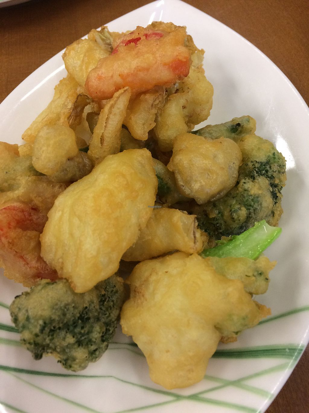 "Photo of Bo Tree Kitchen  by <a href=""/members/profile/CiaraSlevin"">CiaraSlevin</a> <br/>Vegetable Tempura  <br/> April 11, 2018  - <a href='/contact/abuse/image/117389/383662'>Report</a>"