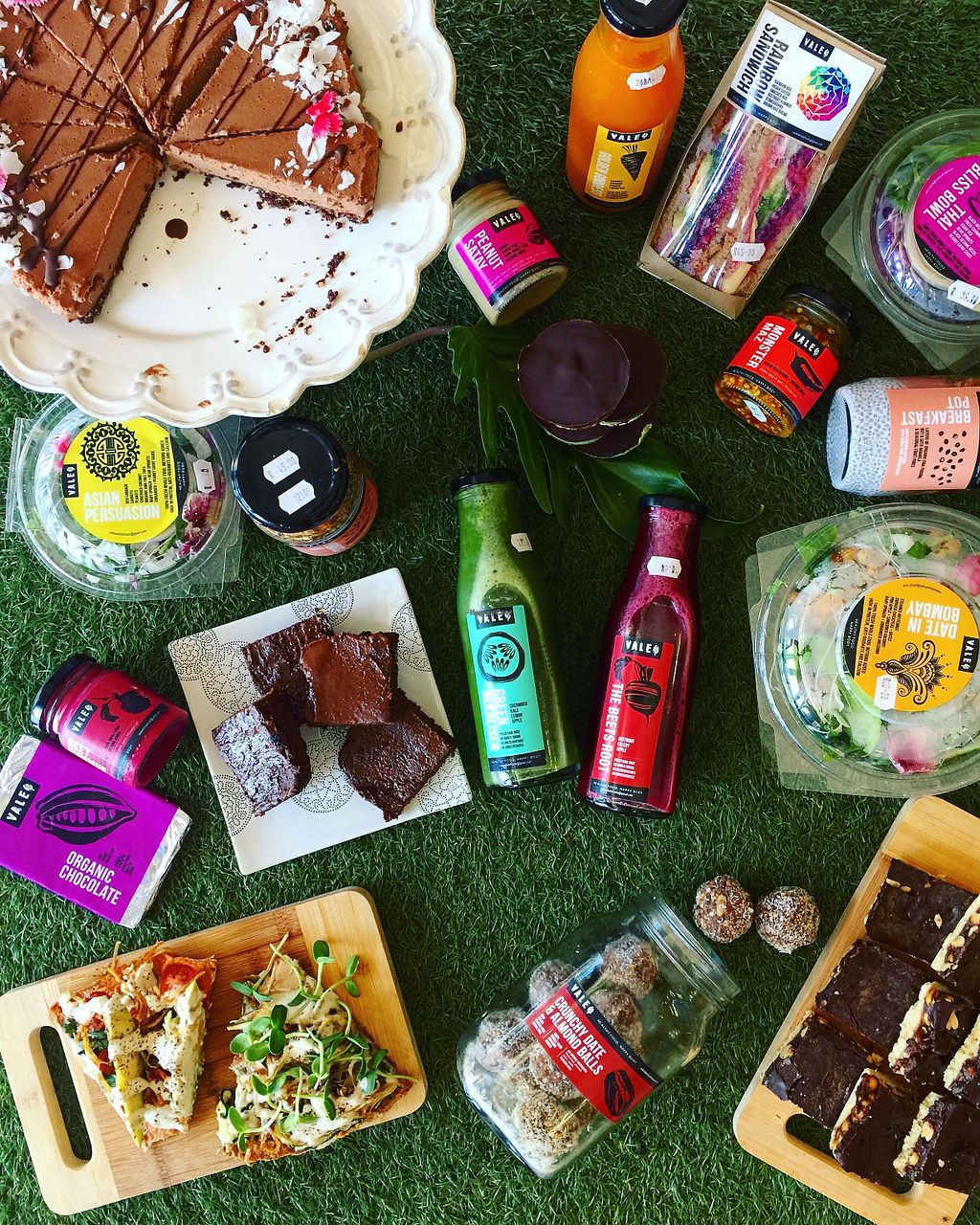 "Photo of Valeo  by <a href=""/members/profile/ThisisART"">ThisisART</a> <br/>Assorted cakes, juices and grab and go meals <br/> April 20, 2018  - <a href='/contact/abuse/image/117450/388412'>Report</a>"