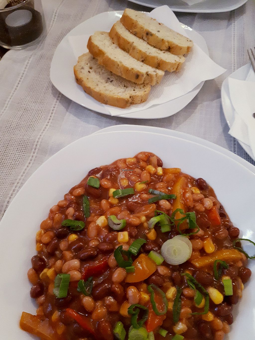 "Photo of Dobromysl  by <a href=""/members/profile/laty"">laty</a> <br/>beans with bread <br/> April 20, 2018  - <a href='/contact/abuse/image/117459/388606'>Report</a>"