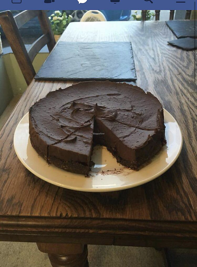 "Photo of Mannings Grocers  by <a href=""/members/profile/soph161"">soph161</a> <br/>Raw vegan chocolate cake <br/> April 12, 2018  - <a href='/contact/abuse/image/117460/384398'>Report</a>"