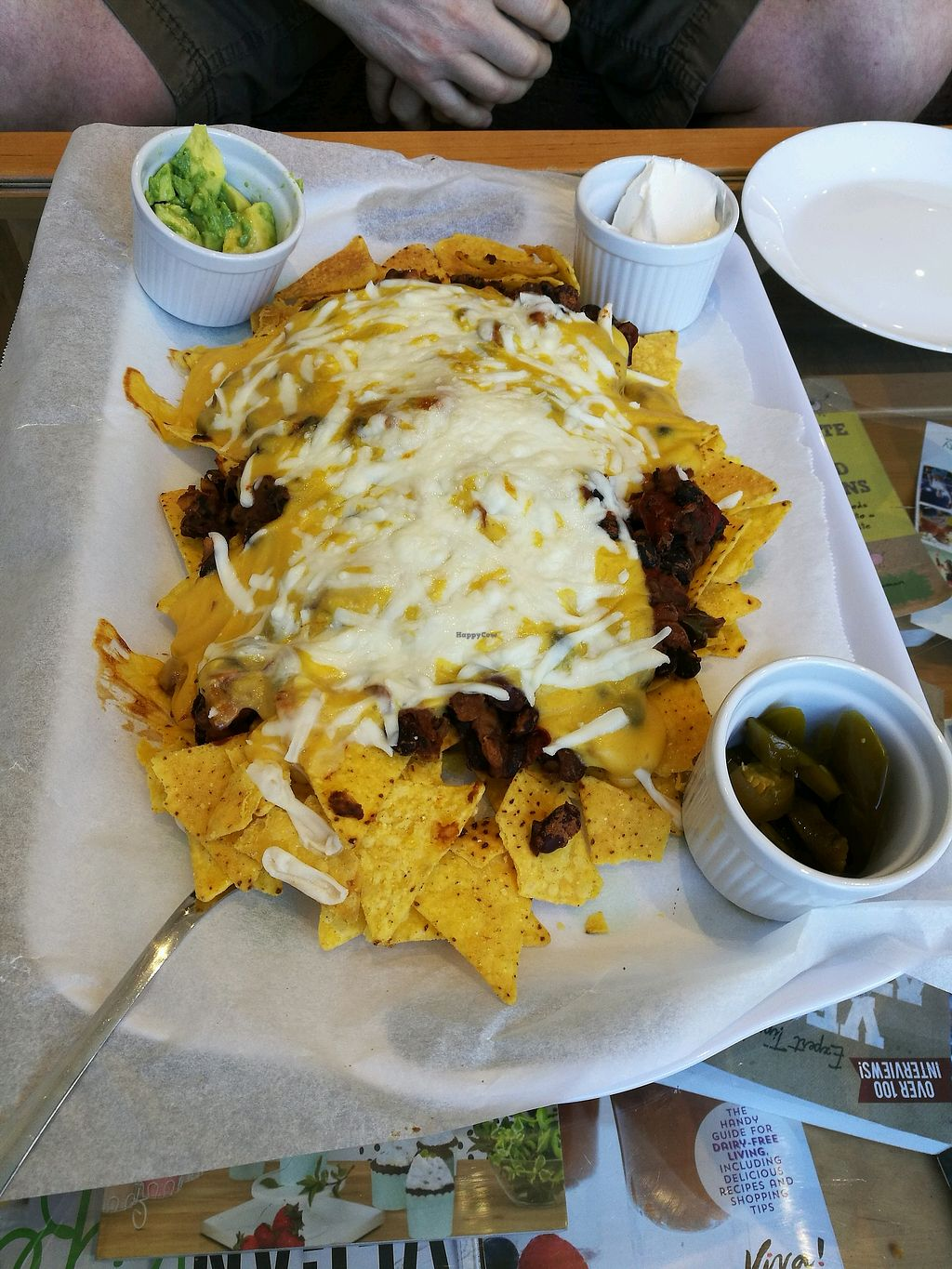 """Photo of Be The Change  by <a href=""""/members/profile/Waldyvgun"""">Waldyvgun</a> <br/>sharing nachos for 2 <br/> April 20, 2018  - <a href='/contact/abuse/image/117493/388753'>Report</a>"""