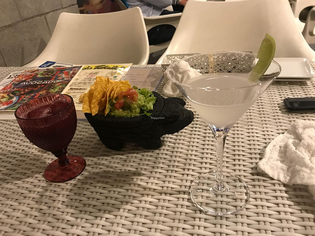 "Photo of Mexican Dining Avocado  by <a href=""/members/profile/Emilieomeara"">Emilieomeara</a> <br/>Guac was really good. Margarita only half full but very potent <br/> April 23, 2018  - <a href='/contact/abuse/image/117518/389932'>Report</a>"
