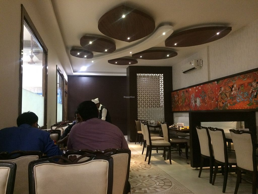 "Photo of Aryass Park Vegetarian Restaurant  by <a href=""/members/profile/Bob%20Sultan"">Bob Sultan</a> <br/>A/C dining room <br/> April 12, 2018  - <a href='/contact/abuse/image/117558/384724'>Report</a>"