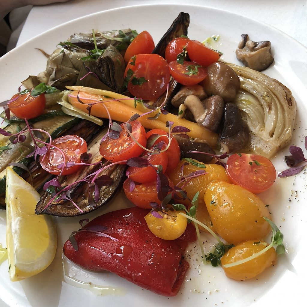 """Photo of Livio  by <a href=""""/members/profile/TARAMCDONALD"""">TARAMCDONALD</a> <br/>Freshly prepared and delicious vegetable plate  <br/> April 13, 2018  - <a href='/contact/abuse/image/117588/384813'>Report</a>"""