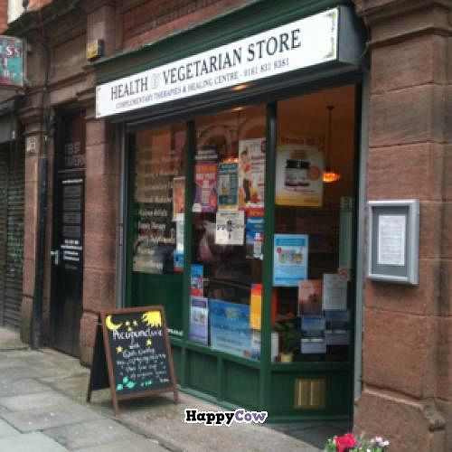 """Photo of CLOSED: Health and Vegetarian Store  by <a href=""""/members/profile/hack_man"""">hack_man</a> <br/>outside  <br/> October 26, 2013  - <a href='/contact/abuse/image/11769/57326'>Report</a>"""