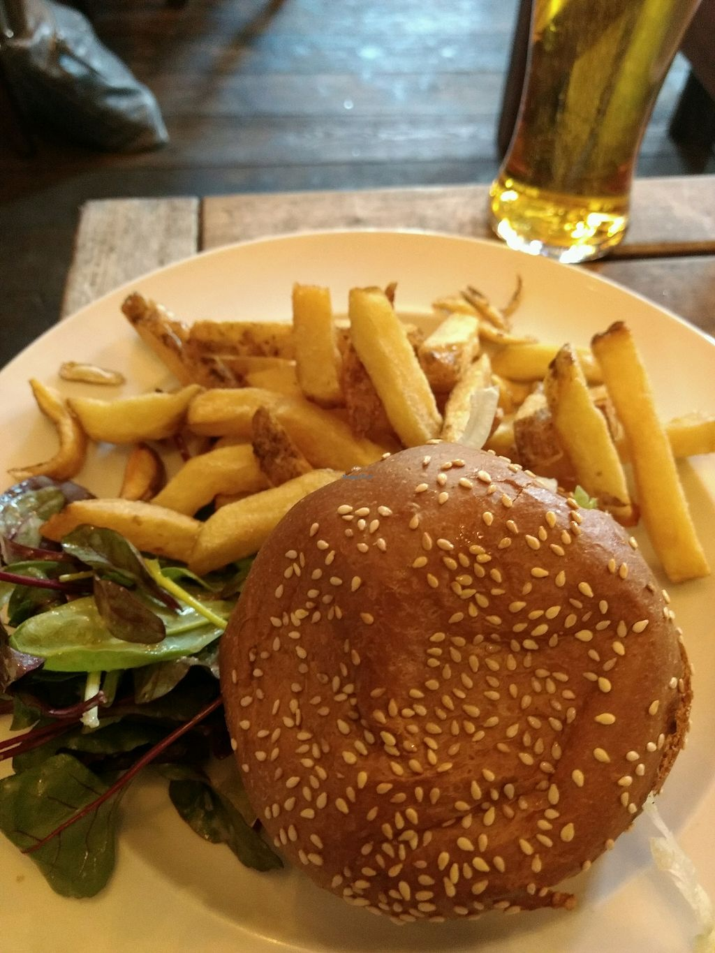 "Photo of The 78  by <a href=""/members/profile/craigmc"">craigmc</a> <br/>burger and chips <br/> April 30, 2018  - <a href='/contact/abuse/image/11778/392948'>Report</a>"