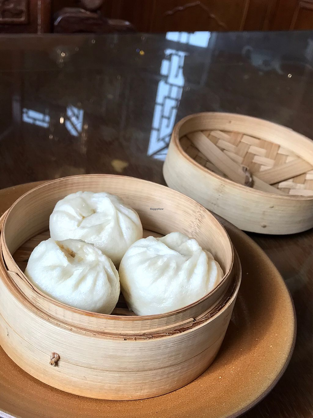 """Photo of Ming Tao Xuan  by <a href=""""/members/profile/JoeNg"""">JoeNg</a> <br/>Chinese vegan buns go to with tea <br/> March 17, 2018  - <a href='/contact/abuse/image/11805/372094'>Report</a>"""