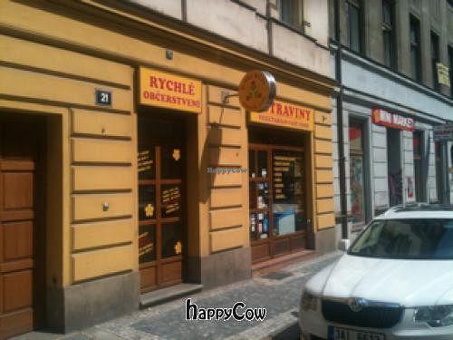 "Photo of Potraviny - Zdrave ziti U tri ruzi  by <a href=""/members/profile/hack_man"">hack_man</a> <br/>main street view <br/> June 8, 2013  - <a href='/contact/abuse/image/11856/49313'>Report</a>"