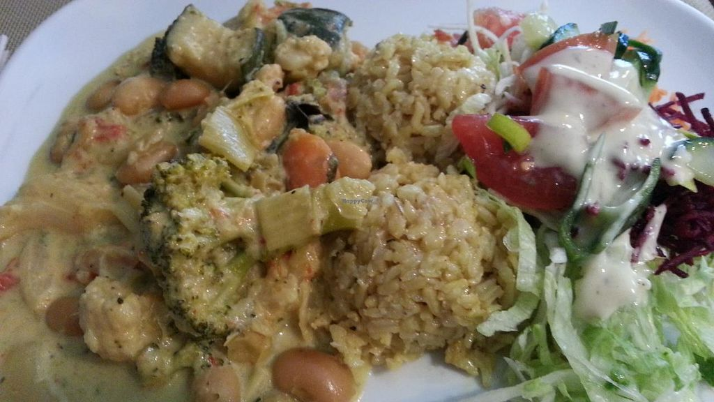 """Photo of Organic Green Butik and Cafe  by <a href=""""/members/profile/eric"""">eric</a> <br/>lime curry <br/> April 29, 2015  - <a href='/contact/abuse/image/1187/100597'>Report</a>"""
