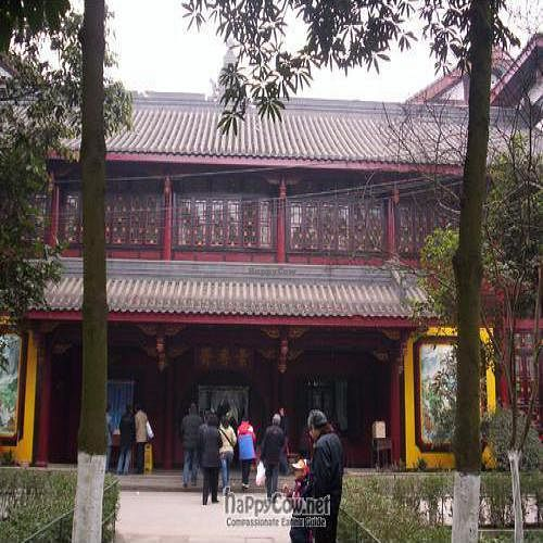 """Photo of Veg Restaurant at Zhaojue Temple  by <a href=""""/members/profile/vegan_simon"""">vegan_simon</a> <br/> February 25, 2009  - <a href='/contact/abuse/image/11919/1507'>Report</a>"""