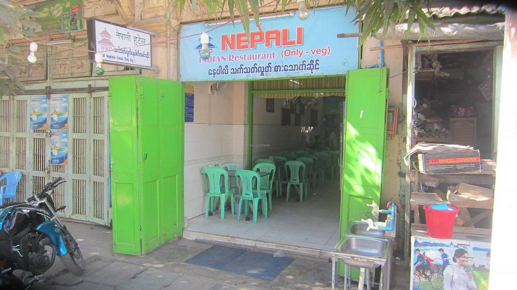 Photo of Nepali Restaurant  by zungi <br/>from the street <br/> January 2, 2015  - <a href='/contact/abuse/image/11957/89401'>Report</a>