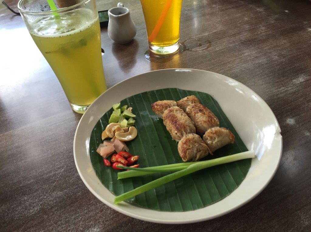"Photo of Pun Pun Organic Vegetarian Restaurant - Wat Suan Dok  by <a href=""/members/profile/zoucares"">zoucares</a> <br/>   <br/> August 1, 2016  - <a href='/contact/abuse/image/12006/164056'>Report</a>"
