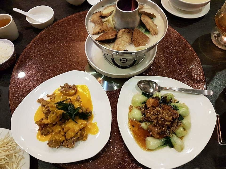 "Photo of New Fut Kai Vegetarian Restaurant  by <a href=""/members/profile/LiQi"">LiQi</a> <br/>Nice  <br/> October 16, 2016  - <a href='/contact/abuse/image/12040/182407'>Report</a>"