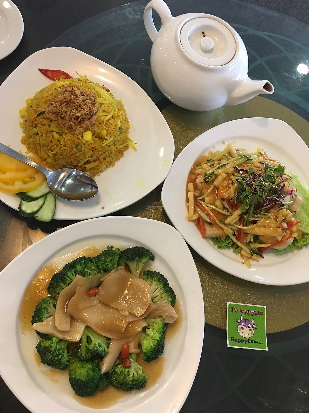 "Photo of New Fut Kai Vegetarian Restaurant  by <a href=""/members/profile/BernardKoh"">BernardKoh</a> <br/>CNY Feast <br/> February 19, 2018  - <a href='/contact/abuse/image/12040/361169'>Report</a>"