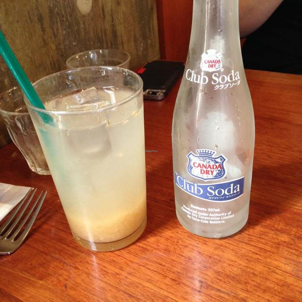 """Photo of Eat More Greens  by <a href=""""/members/profile/Cleverjenny"""">Cleverjenny</a> <br/>Yummy Homemade Gingerale <br/> May 23, 2014  - <a href='/contact/abuse/image/12049/70621'>Report</a>"""