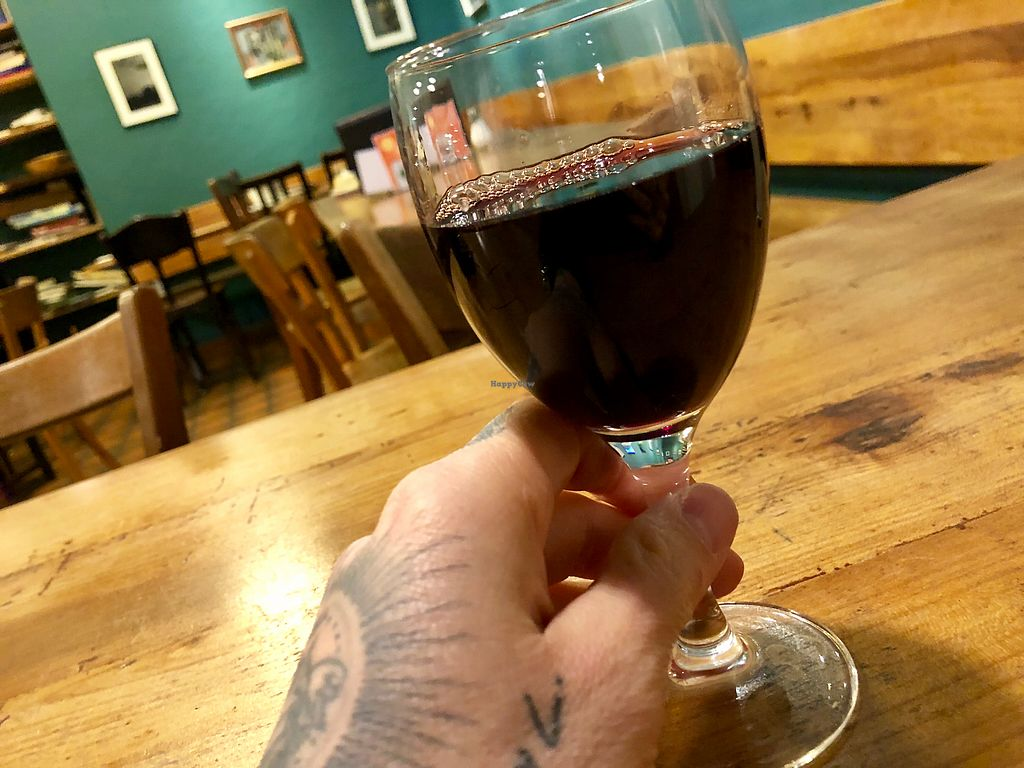 "Photo of Cafe Zaehringer  by <a href=""/members/profile/marky_mark"">marky_mark</a> <br/>red wine <br/> March 26, 2018  - <a href='/contact/abuse/image/1211/376487'>Report</a>"