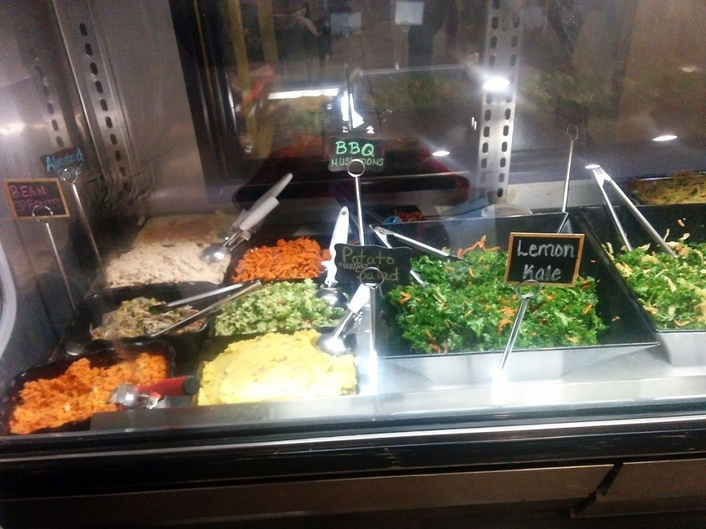 """Photo of Sunshine's Health Food Store and Vegetarian Deli  by <a href=""""/members/profile/MizzB"""">MizzB</a> <br/>Deli case. Salads <br/> January 28, 2017  - <a href='/contact/abuse/image/12137/218465'>Report</a>"""