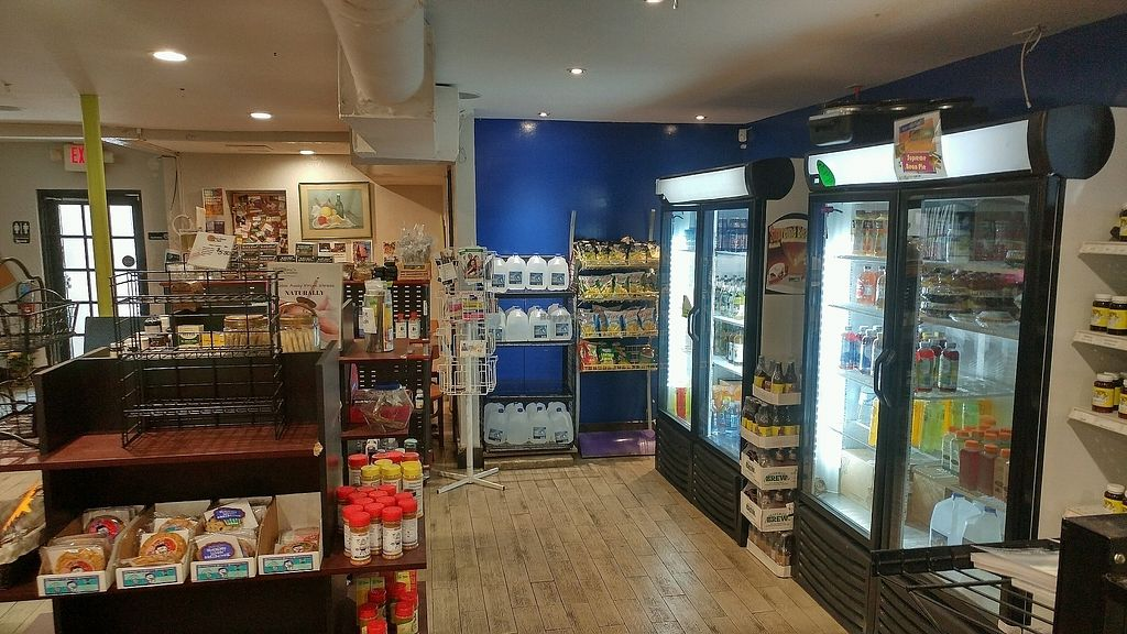 """Photo of Sunshine's Health Food Store and Vegetarian Deli  by <a href=""""/members/profile/TreyLegall"""">TreyLegall</a> <br/>Store <br/> October 8, 2017  - <a href='/contact/abuse/image/12137/312979'>Report</a>"""